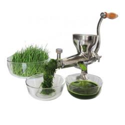 Ručni čelični sokovnik za pšeničnu travu