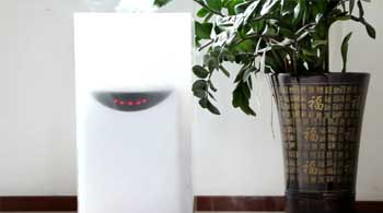 Air Purifier with humidifier COMPACT GREEN