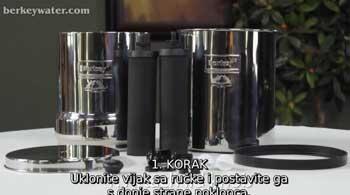 How to assembly Berkey®