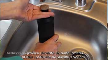 How to 'clean' Black Berkey®