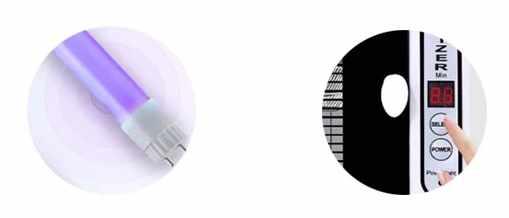 MF55 UV CABINET details