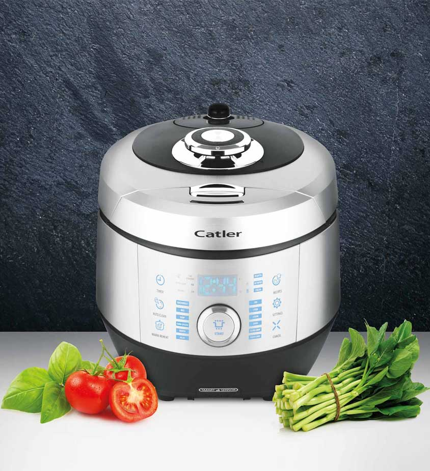 Catler Induction multicooker MC8010