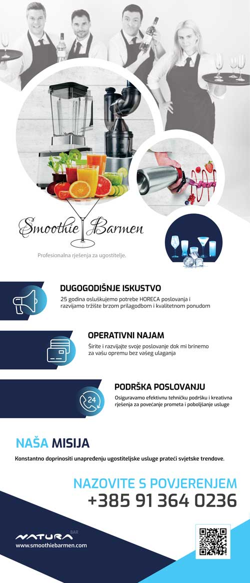 SmoothieBarmen HORECA
