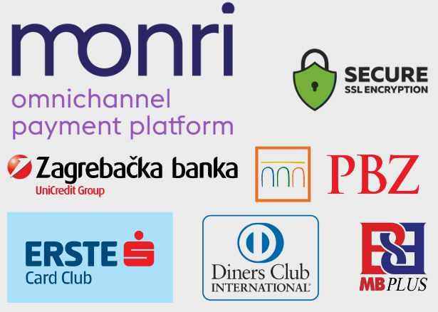 Sigurna naplata karticama preko Monri payments linka